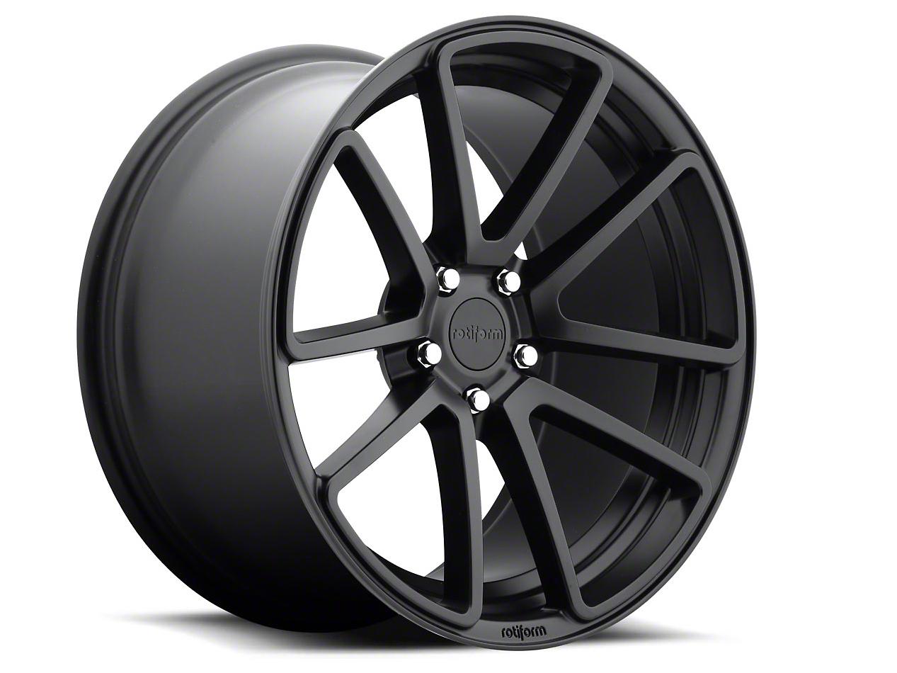 Rotiform Black Machined SPF Wheel - 20x8.5 (05-14 All)