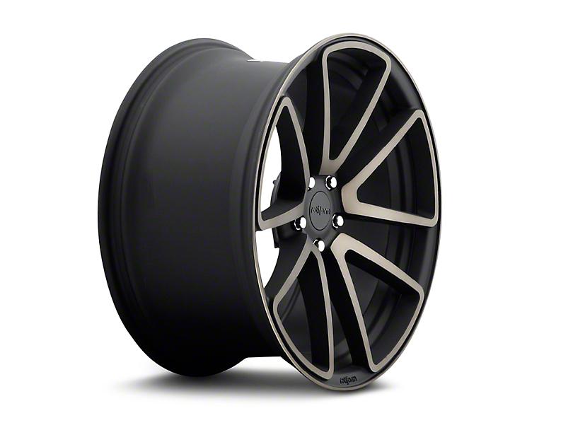 Rotiform Black Machined SPF Wheel - 20x8.5 (15-17 All)