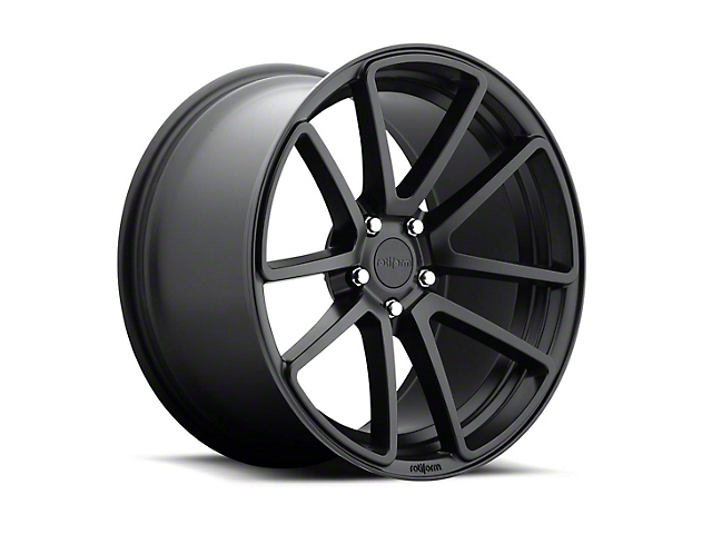 Rotiform Matte Black SPF Wheel - 19x8.5 (05-14 All)