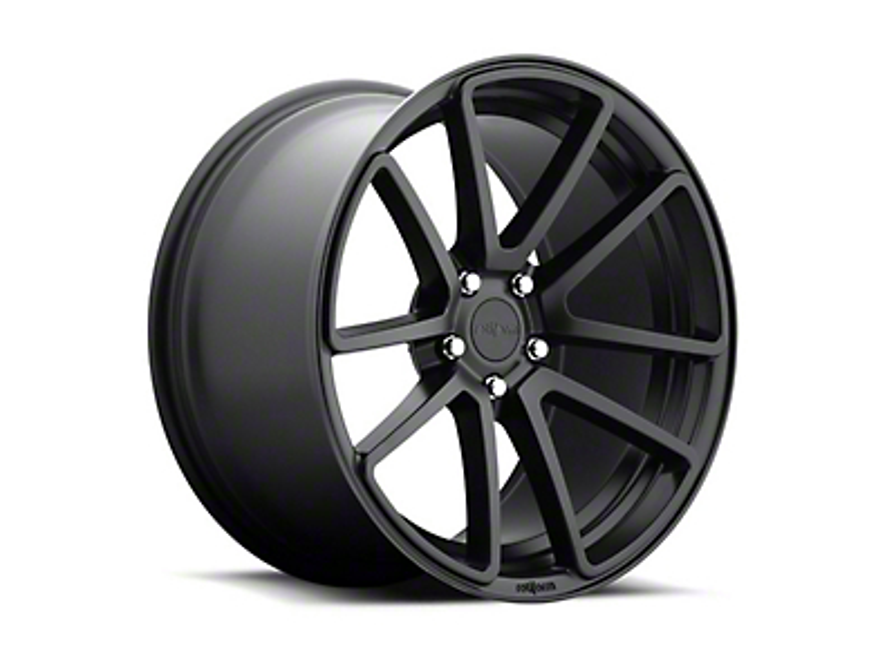 Rotiform Matte Black SPF Wheel - 19x8.5 (05-14 All)