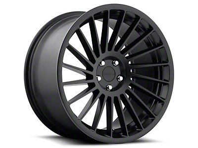 Rotiform IND-T Black Machined Wheel - Driver Side - 19x10 (15-18 GT, EcoBoost, V6)