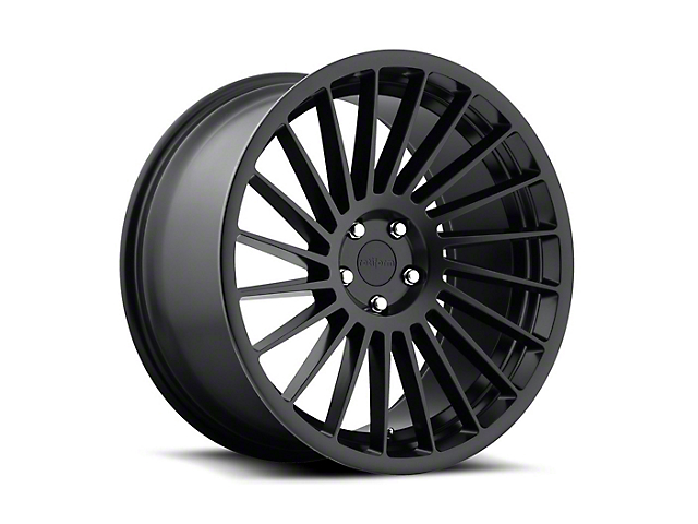 Rotiform IND-T Black Machined Wheel - Driver Side -20x10.5 (05-14 All)