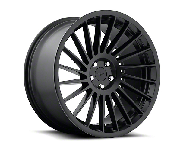 Rotiform Black Machined IND-T Wheel - Passenger Side - 19x10 (15-17 All)