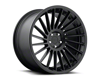 Rotiform IND-T Black Machined Wheel - Passenger Side - 19x10 (15-18 GT, EcoBoost, V6)