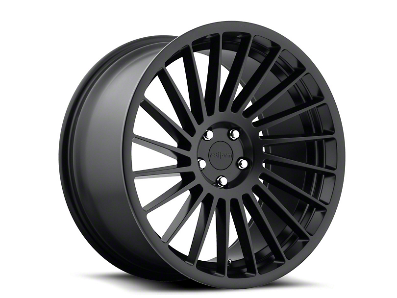 Rotiform Black Machined IND-T Wheel - Driver Side -19x8.5 (15-17 All)