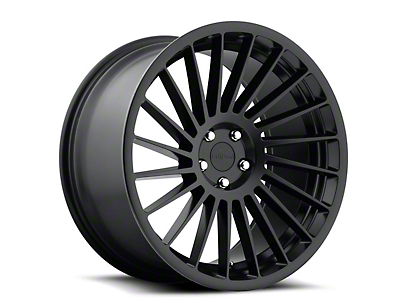 Rotiform IND-T Black Machined Wheel - Driver Side -19x8.5 (15-18 EcoBoost, V6)