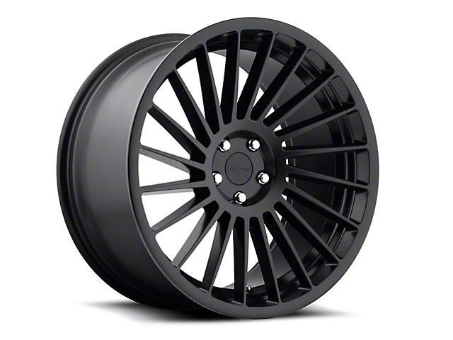 Rotiform Black Machined IND-T Wheel - Passenger Side - 19x8.5 (05-14 All)
