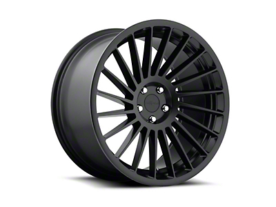 Rotiform Black Machined IND-T Wheel - Passenger Side - 19x8.5 (15-17 All)