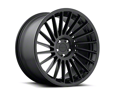 Rotiform Black Machined IND-T Wheel - Driver Side - 20x10.5 (05-14 All)