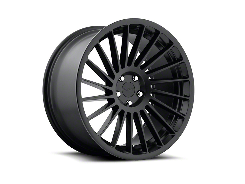 Rotiform Black Machined IND-T Wheel - Driver Side -20x10.5 (15-17 All)