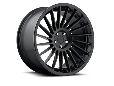 Rotiform Black Machined IND-T Wheel - Passenger Side - 20x10.5 (15-17 All)