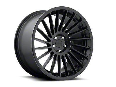 Rotiform IND-T Black Machined Wheel - Driver Side - 20x9 (15-18 GT, EcoBoost, V6)