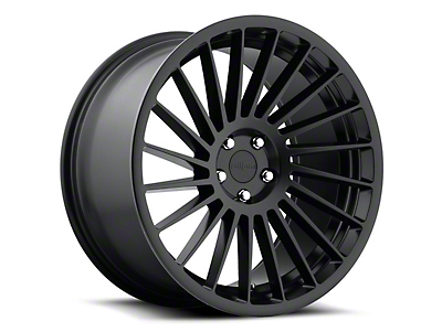 Rotiform Black Machined IND-T Wheel - Passenger Side - 20x9 (05-14 All)