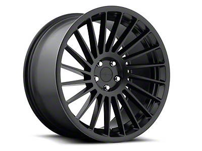 Rotiform IND-T Black Machined Wheel - Passenger Side - 20x9 (15-17 All)