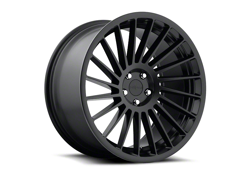 Rotiform Matte Black IND-T Wheel - Driver Side - 19x10 (05-14 All)