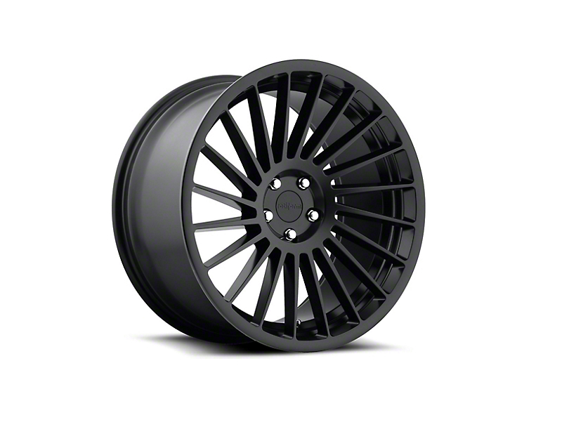 Rotiform Matte Black IND-T Wheel - Passenger Side - 19x10 (05-14 All)