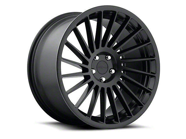 Rotiform Matte Black IND-T Wheel - Passenger Side - 19x10 (15-17 All)