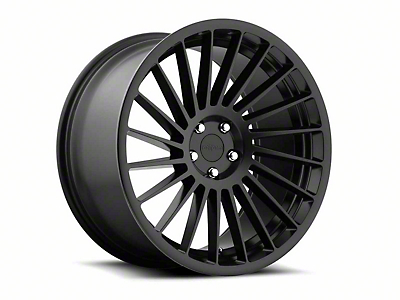 Rotiform Matte Black IND-T Wheel - Driver Side - 19x8.5 (05-14 All)