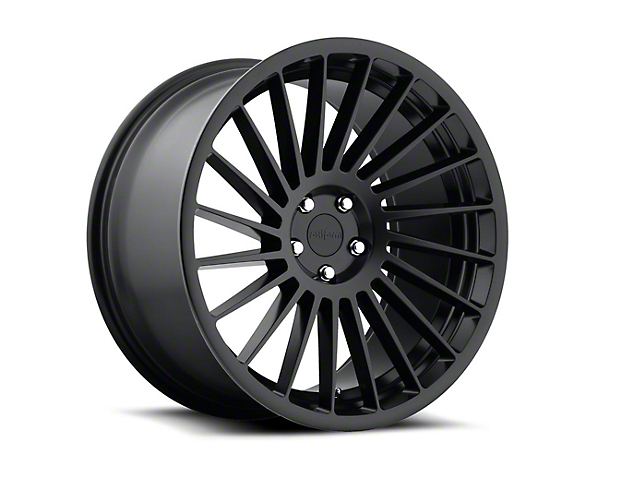 Rotiform Matte Black IND-T Wheel - Passenger Side - 19x8.5 (05-14 All)