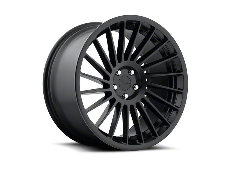 Rotiform Matte Black IND-T Wheel - Driver Side - 20x10.5 (15-17 All)