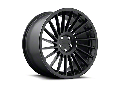 Rotiform Matte Black IND-T Wheel - Driver Side - 20x10.5 (15-17 All)