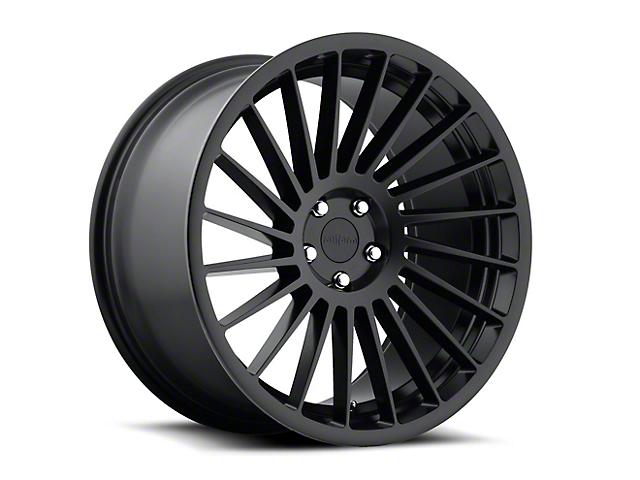 Rotiform Matte Black IND-T Wheel - Passenger Side - 20x10.5 (05-14 All)