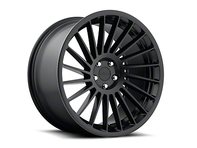Rotiform Matte Black IND-T Wheel - Passenger Side - 20x10.5 (05-14 All)