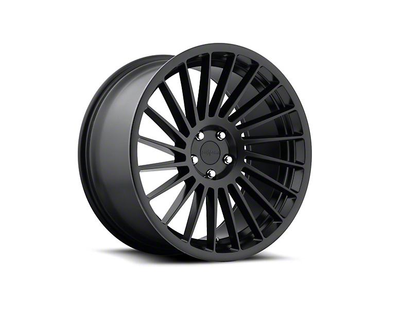 Rotiform Matte Black IND-T Wheel - Passenger Side - 20x10.5 (15-17 All)