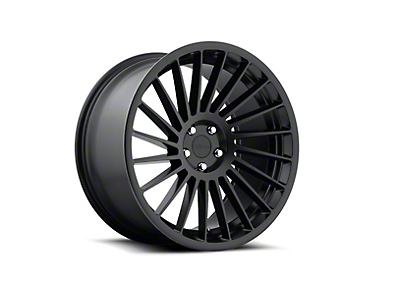 Rotiform Matte Black IND-T Wheel - Passenger Side - 20x10.5 (15-17 All)