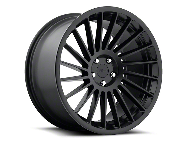 Rotiform Matte Black IND-T Wheel - Driver Side - 20x9 (05-14 All)