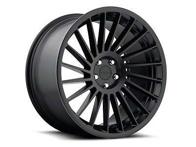 Rotiform Matte Black IND-T Wheel - Driver Side - 20x9 (05-14 All)