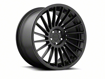 Rotiform Matte Black IND-T Wheel - Driver Side - 20x9 (15-17 All)