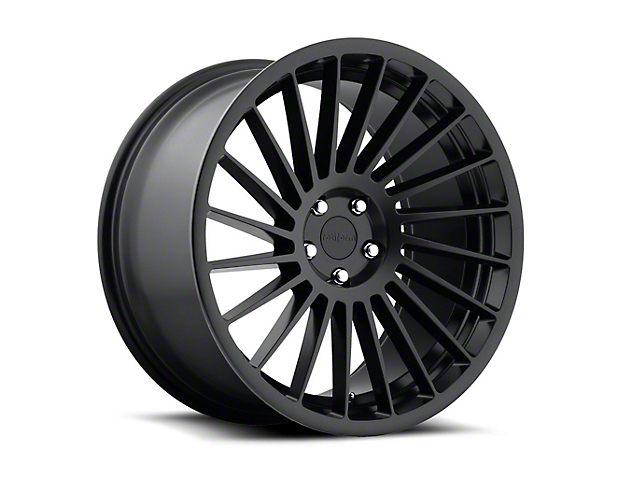 Rotiform Matte Black IND-T Wheel - Passenger Side - 20x9 (05-14 All)