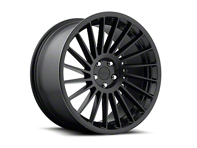 Rotiform IND-T Matte Black Wheel - Passenger Side - 20x10.5 (05-14 All)