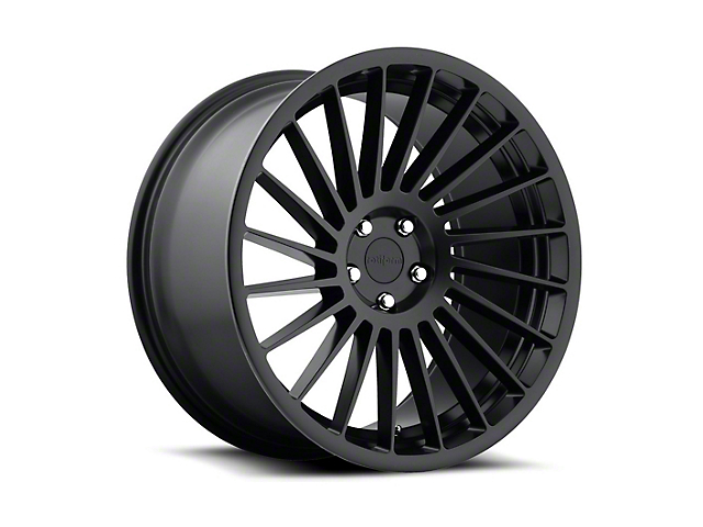 Rotiform Matte Black IND-T Wheel - Passenger Side - 20x9 (15-17 All)
