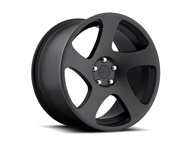 Rotiform TMB Matte Black Wheel - Driver Side - 19x8.5 (05-14 All)