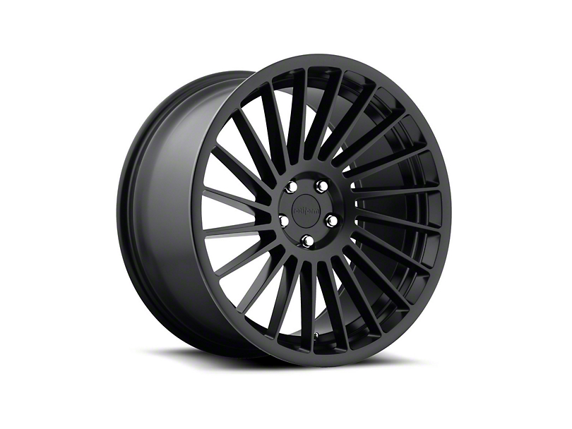 Rotiform CCV Black Machined Wheel - Drivers Side - 20x10 (15-18 All)
