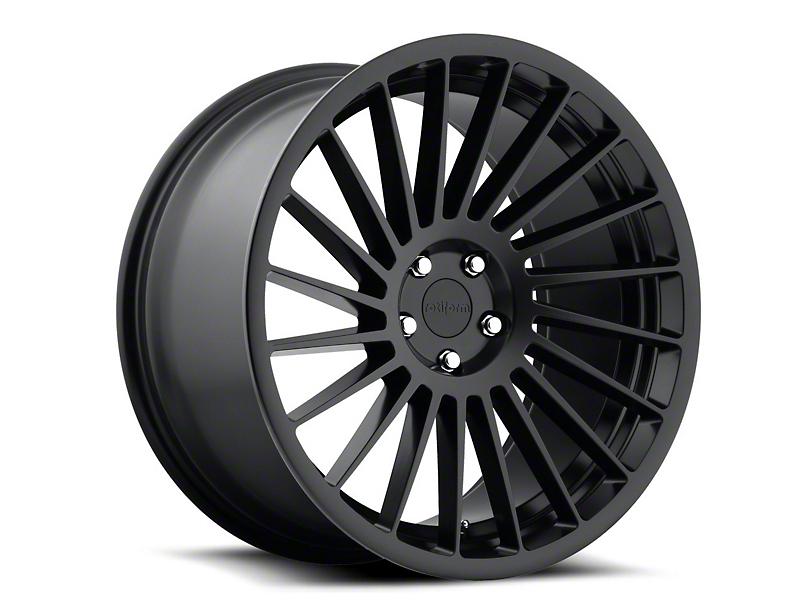 Rotiform CCV Black Machined Wheel - Passengers Side - 20x10 (15-17 All)