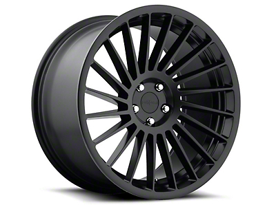 Rotiform CCV Black Machined Wheel - Drivers Side - 20x10 (05-14 All)