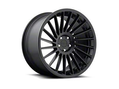 Rotiform Black Machined CCV Wheel - Drivers Side - 20x8.5 (15-17 All)