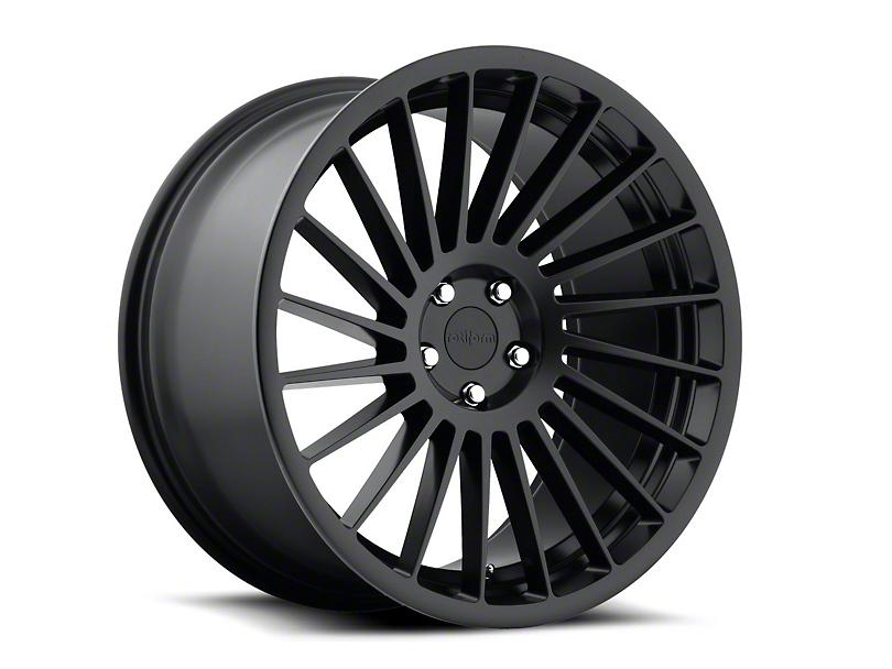 Rotiform Black Machined CCV Wheel - Passengers Side - 20x8.5 (05-14 All)