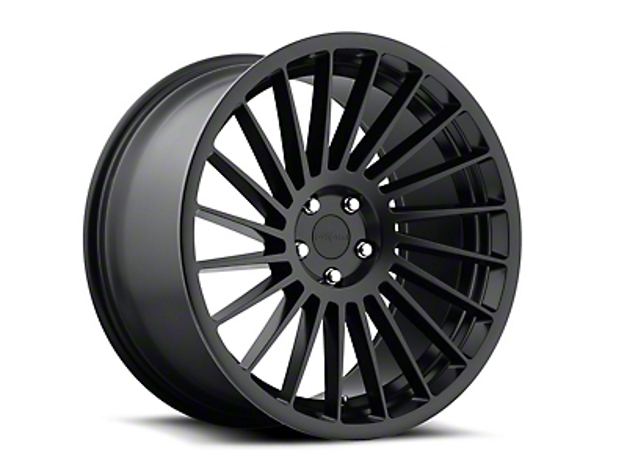 Rotiform CCV Black Machined Wheel - Passengers Side - 20x10 (05-14 All)