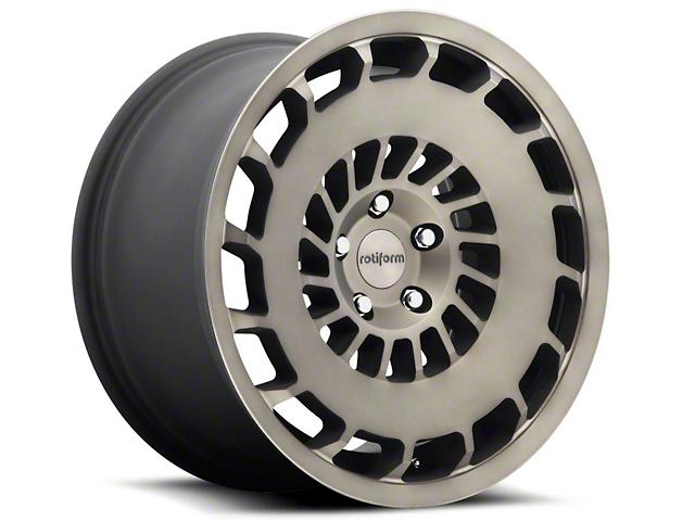 Rotiform CCV Black Machined Wheel - Passengers Side - 20x8.5 (15-18 GT, EcoBoost, V6)
