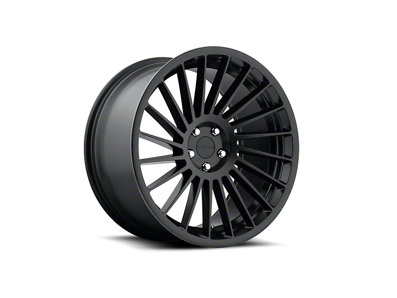 Rotiform CCV Matte Black Wheel - Driver Side - 20x8.5 (05-14 All)