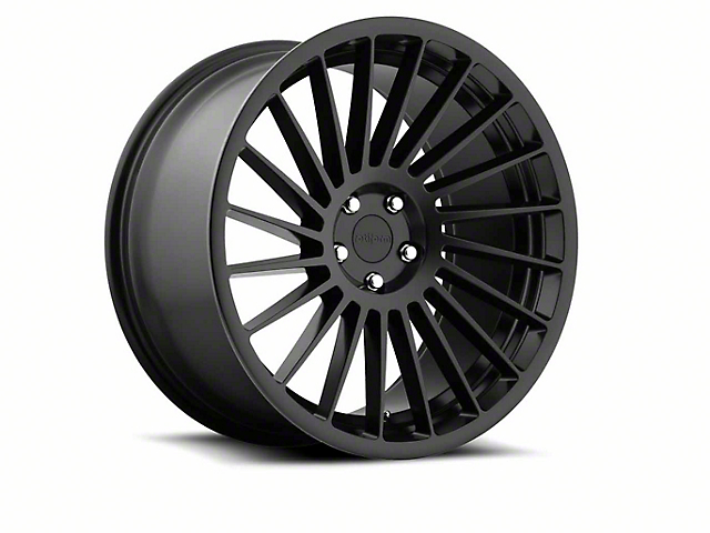 Rotiform CCV Matte Black Wheel - Passenger Side - 20x8.5 (05-14 All)