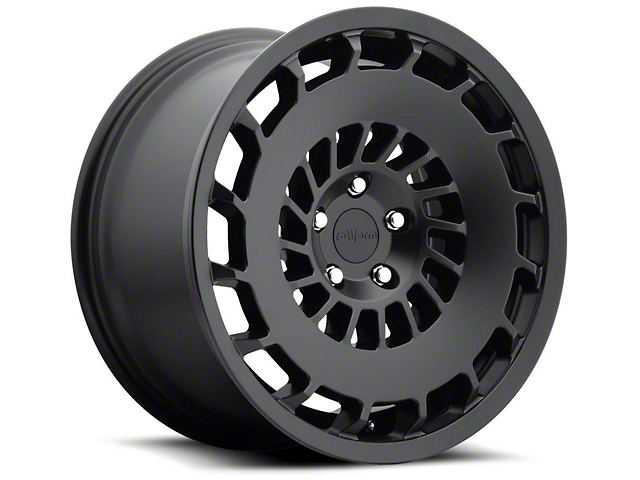 Rotiform CCV Matte Black Wheel - Passengers Side - 20x10 (15-18 All)
