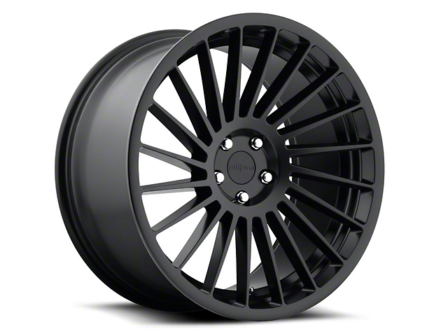 Rotiform CCV Matte Black Wheel - Drivers Side - 20x10 (05-14 All)
