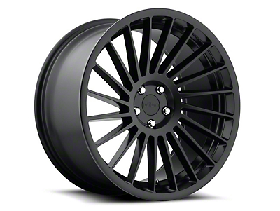 Rotiform Matte Black CCV Wheel - Passenger Side - 20x8.5 (05-14 All)