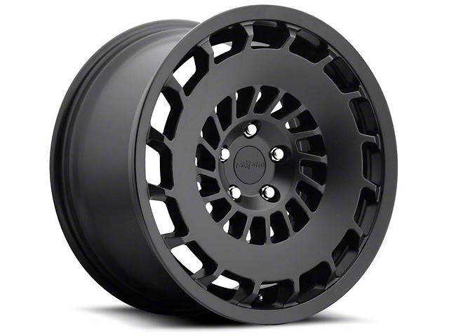 Rotiform CCV Matte Black Wheel - Passenger Side - 20x8.5 (15-18 GT, EcoBoost, V6)