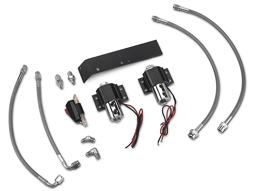 GMS Tire Fryer Line Lock Kit (05-09 All)
